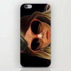Scout Girl iPhone & iPod Skin