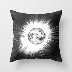 The Eye of Odin Throw Pillow
