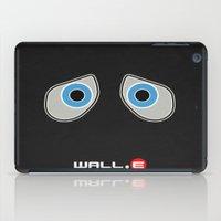 Wall-E Minimalist Poster 04 iPad Case