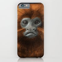 Golden Lion Tamarin iPhone 6 Slim Case