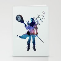 Dream Fisherman Stationery Cards