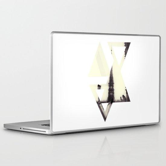 Notre Dame de Paris Laptop & iPad Skin