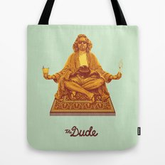 The Lebowski Series: The Dude Tote Bag