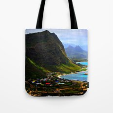 Hanauma Bay Tote Bag