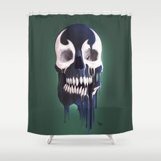 Venomus Shower Curtain