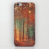 Forest1 iPhone & iPod Skin