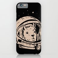 iPhone & iPod Case featuring Astrollama by SANT2