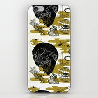 Planet Oblivion iPhone & iPod Skin