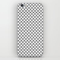 Simple Scales iPhone & iPod Skin