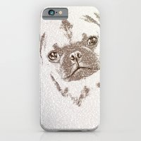 The Intellectual Pug iPhone 6 Slim Case