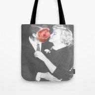 Kissing Time Tote Bag