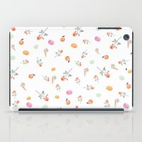 ROSES & MACARONS  iPad Case