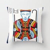 House M.D. Throw Pillow