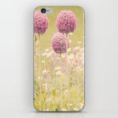 allium iPhone & iPod Skin