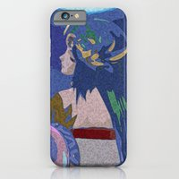 iPhone & iPod Case featuring A Little Divine Intervention by MyQ 7