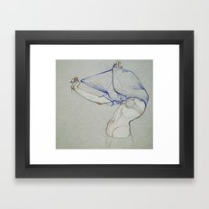 Obs. III Framed Art Print