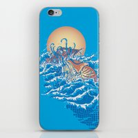 The Lost Adventures Of C… iPhone & iPod Skin