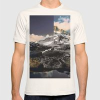 deconstruction Mens Fitted Tee Natural SMALL