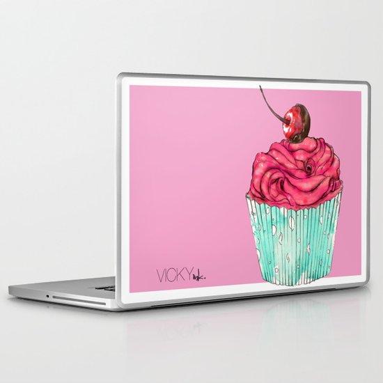 Creative Cupcake... Laptop & iPad Skin