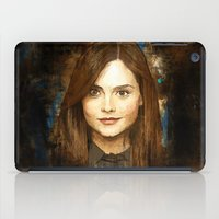 The Impossible Girl iPad Case