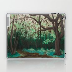 The Path to the Pond Laptop & iPad Skin