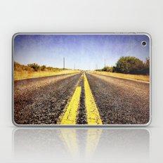 1000 miles to no where  Laptop & iPad Skin