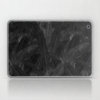 Feathered (Black). Laptop & iPad Skin