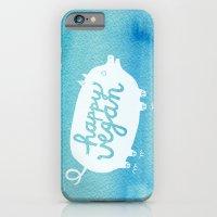 Happy Vegan iPhone 6 Slim Case