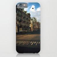 Amsterdam in Winter iPhone 6 Slim Case