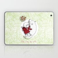 Bad wolves don't exist. Laptop & iPad Skin