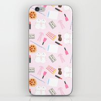 Slumber Party iPhone & iPod Skin