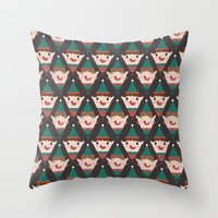 Day 22/25 Advent - Little Helpers Throw Pillow