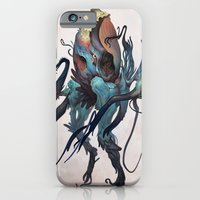 iPhone & iPod Case featuring Cqueej by Mark Facey