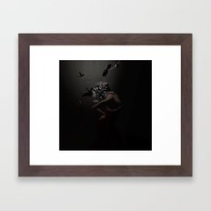 Fatima Framed Art Print