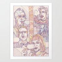 The Fifth Element Art Print