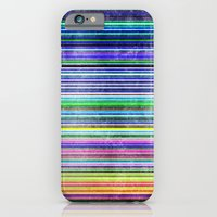 iPhone & iPod Case featuring Stripes I by Lulla