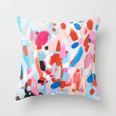 Something Wonderful Throw Pillow
