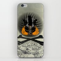 Losing sleep iPhone & iPod Skin