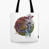 Bouquet de Nerfs Tote Bag