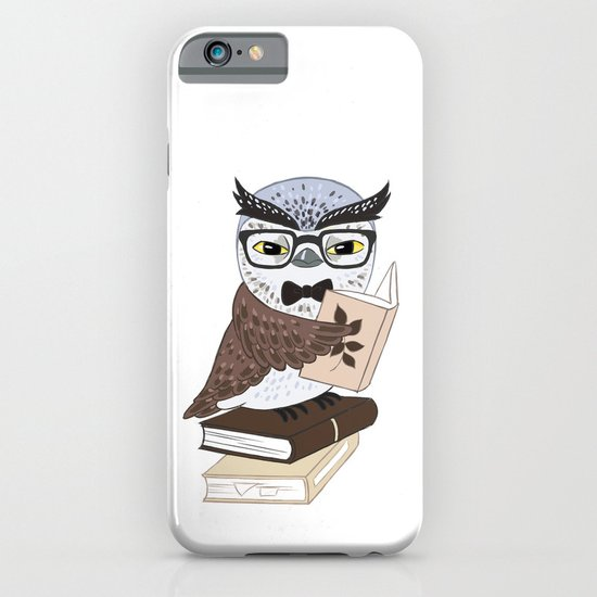 Professor Owl iPhone & iPod Case