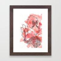 Cotton's Candy Framed Art Print