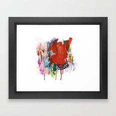 Shireen Framed Art Print