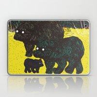 Wandering Bears Laptop & iPad Skin
