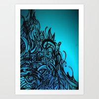 ALCON Art Print