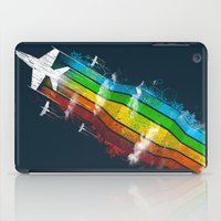 Colored Flight iPad Case