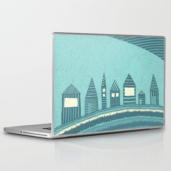 Where Seven Dwarfs Live Laptop & iPad Skin