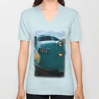 Train In Your Face Unisex V-Neck