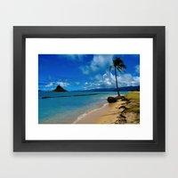 Hawaiian Dreams Framed Art Print