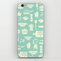 Kitchen Culture iPhone & iPod Skin