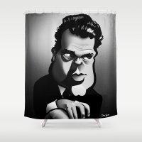 Citizen Welles Shower Curtain
